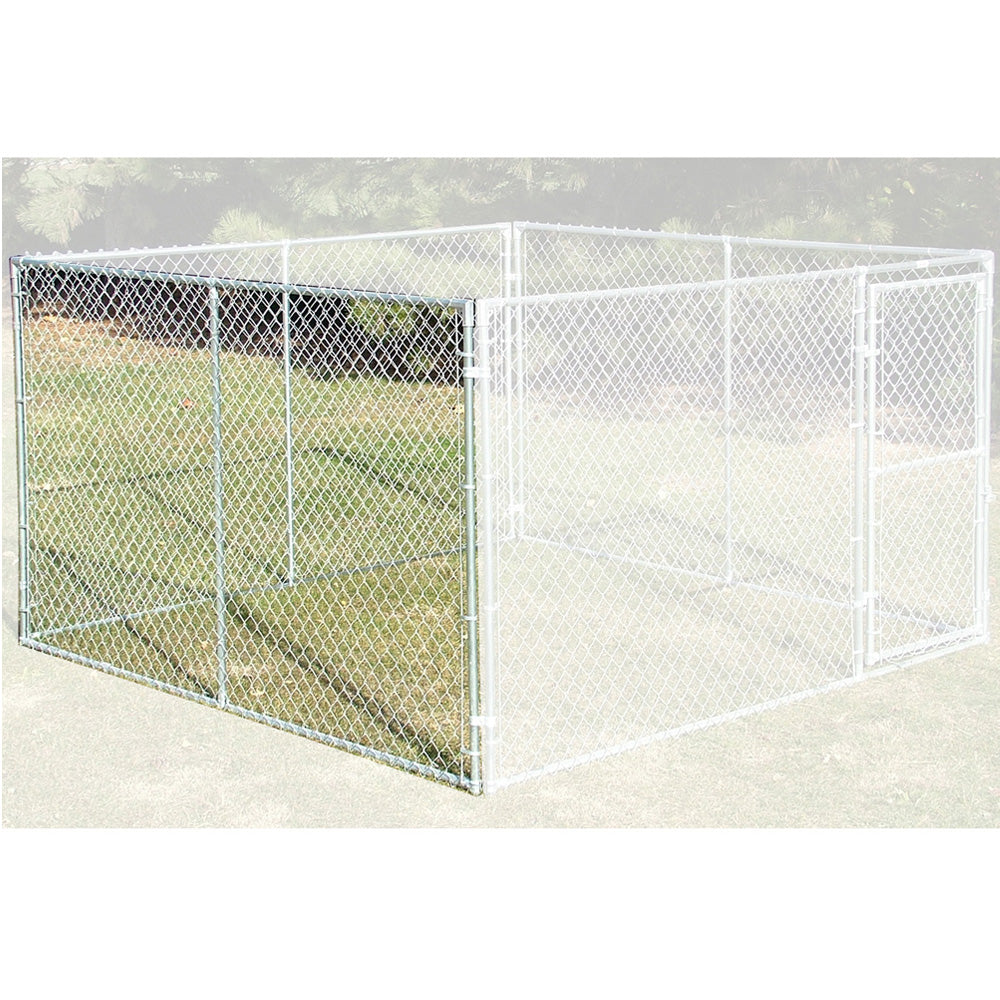 Behlen 10-Foot x 6-Foot Chain Link Expansion Kennel Panel