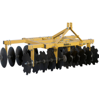 Behlen 6-1/2 Foot Heavy Duty Tillage Disc
