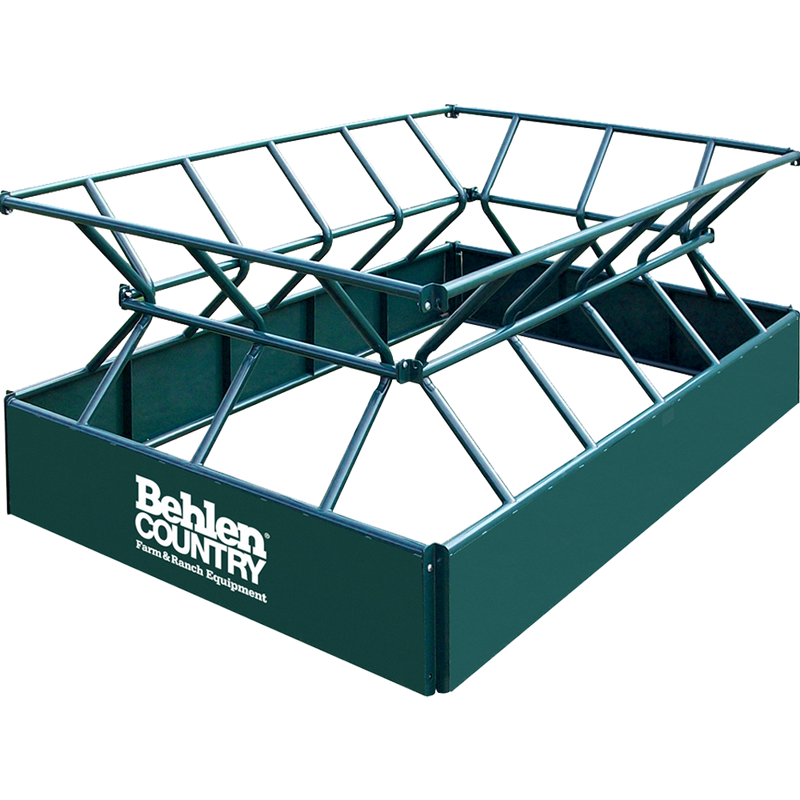 Behlen V Bar 6-Foot x 10-Foot Hay Feeder
