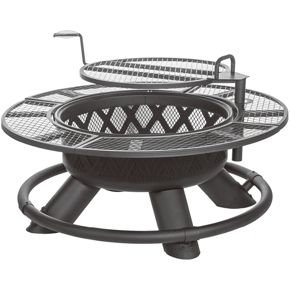 Bighorn King Ranch Fire Pit