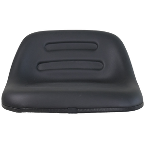 Lawn And Garden Low Back Seat Black