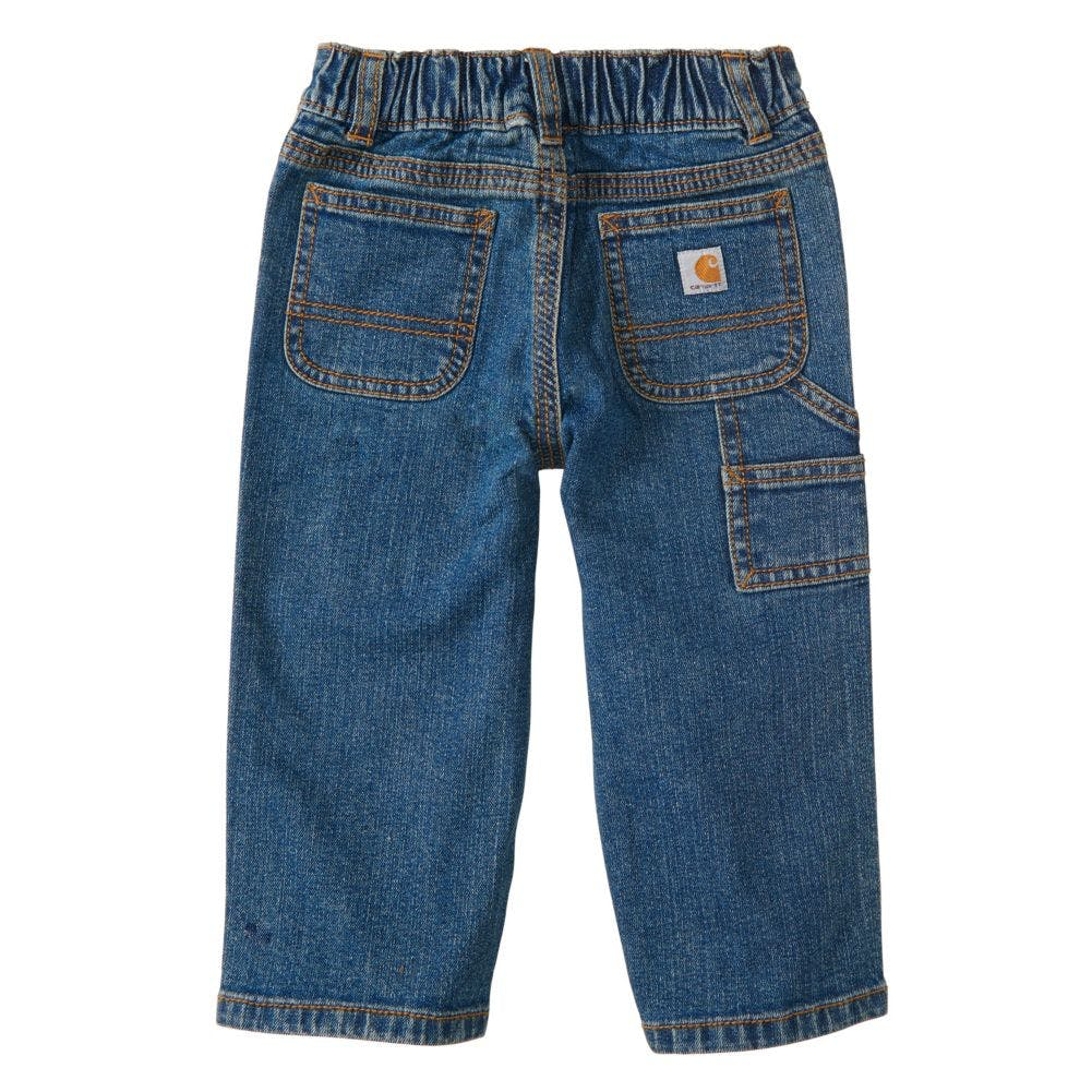 4T Denim Dungaree Medium Wash