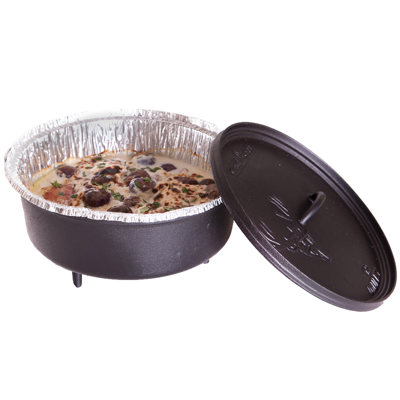 Camp Chef 12-inch Disposable Dutch Oven Liners AOL12