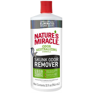 Natures Miracle Skunk Odor Remover 32 oz Pour