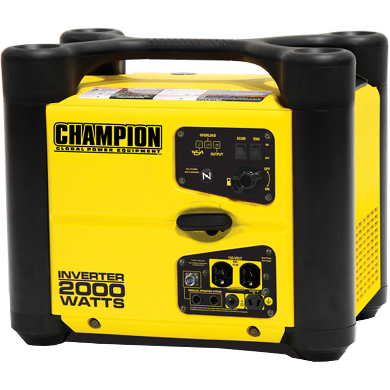 Champion 2000-Watt Inverter Generator 73536i