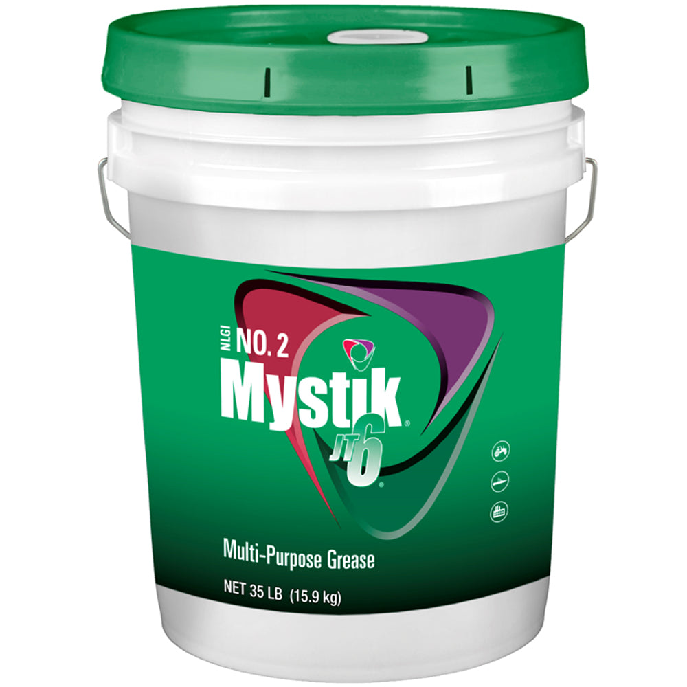 Mystik JT6 Multi-Purpose Grease 35-Lbs, No. 2