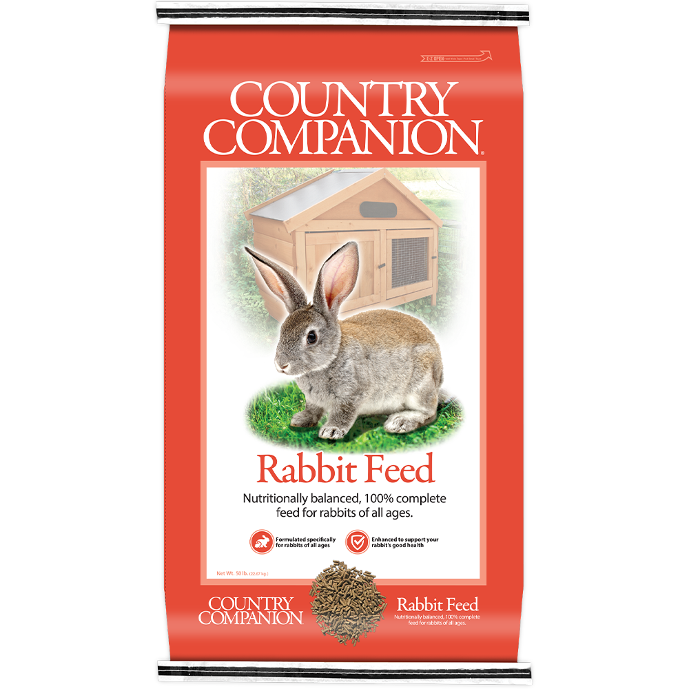 Rabbit Pellet Feed 50-Lbs
