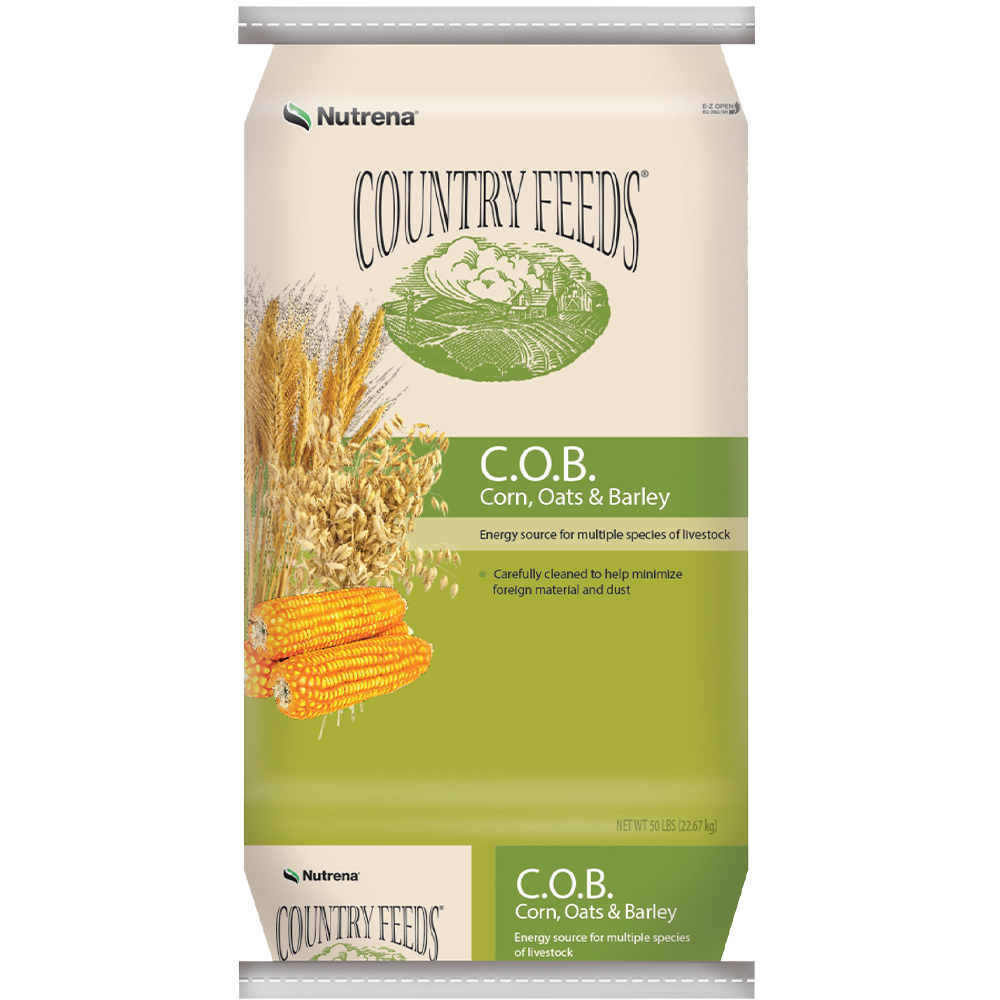 Nutrena Country Feeds C.O.B. With Molasses 50-Lbs