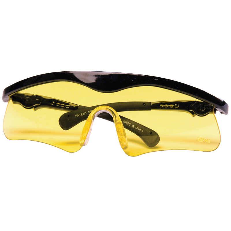 Daisy Model 5845 Shooting Glasses - Amber