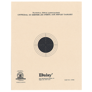 Daisy Model 409 10-Meter Airgun Targets
