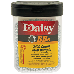 Daisy BB Bottle - 2400 Count