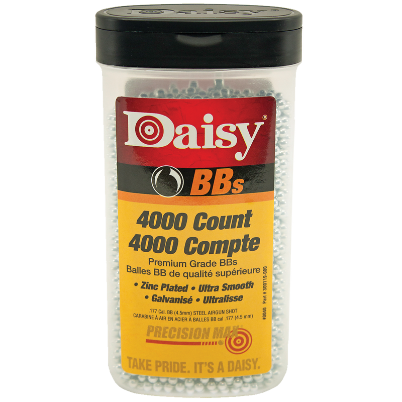 Daisy BB Bottle - 4000 Count
