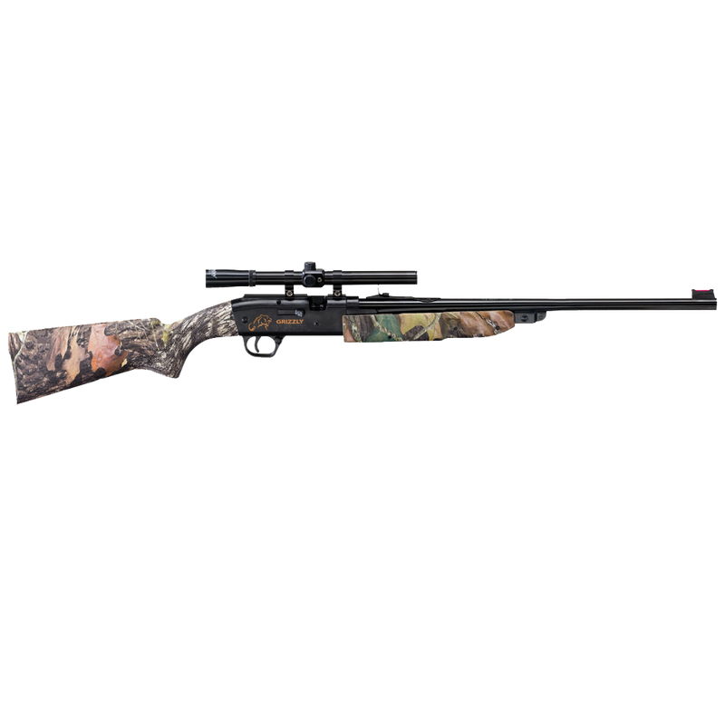 Daisy Grizzly Mossy Oak With Scope
