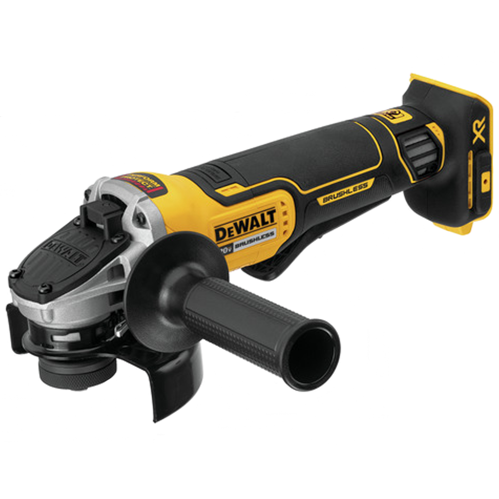 Dewalt 20V Max 4.5 in Paddle Switch Brushless Grinder Bare Tool