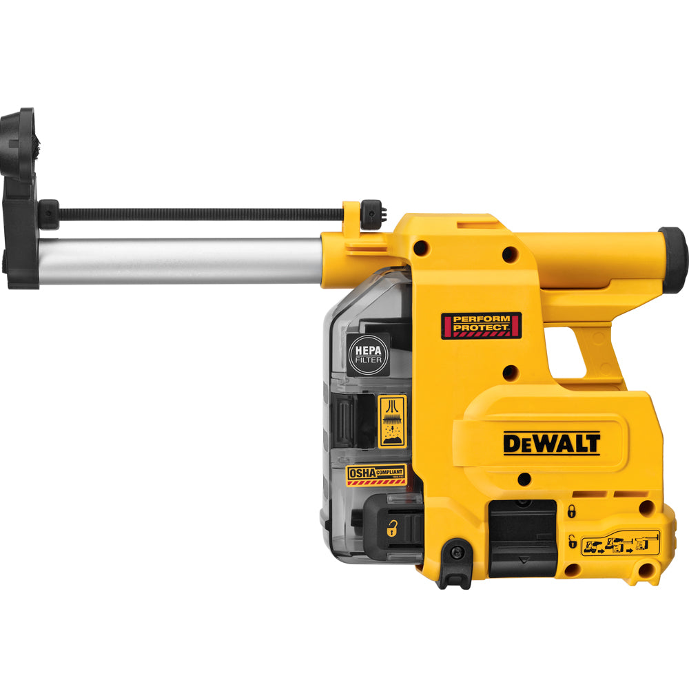DeWalt  Dust Extractor For 1-1/8 Inch SDS Plus Hammers