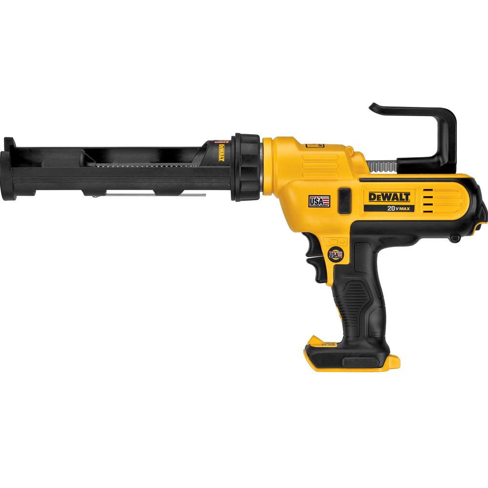 DeWalt 20V MAX 10-Oz/300-ML Adhesive Gun Bare (Tool Only)