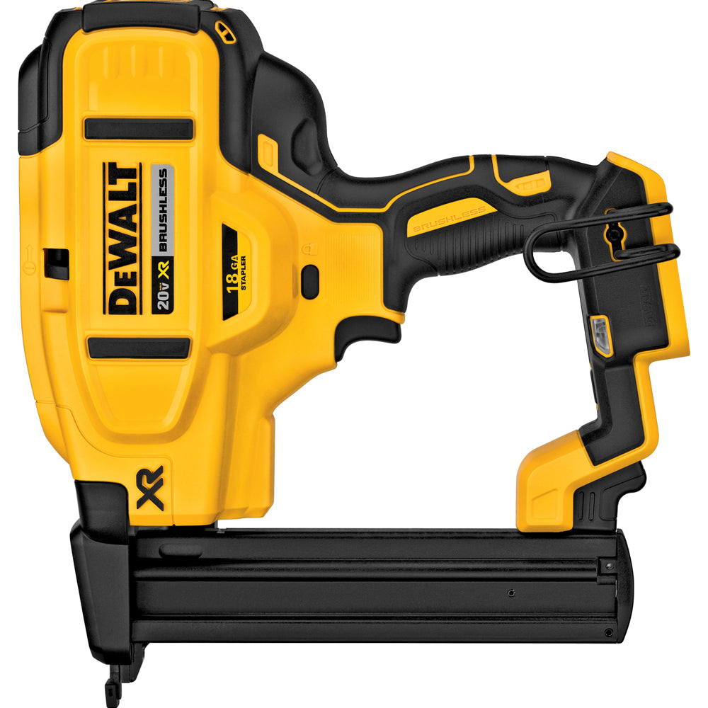 DeWalt 20V MAX XR 18-Gauge Cordless Narrow Crown Stapler Bare (Tool Only)