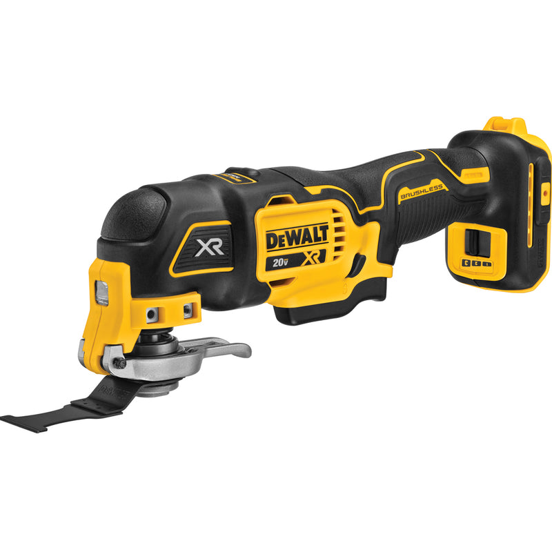 DeWalt 20V MAX XR Brushless Cordless 3-Speed Oscillating Multi-Tool Bare (Tool Only)