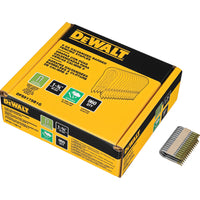 DeWalt 1-3/4 Inch 9-Gauge Galvanized Barbed Fencing Staples 960-Pack DFS9175B1G