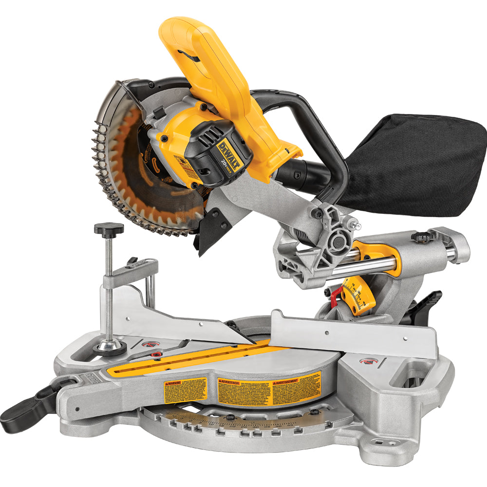 DeWalt 20V MAX 7-1/4 Inch Sliding Miter Saw Bare (Tool Only)