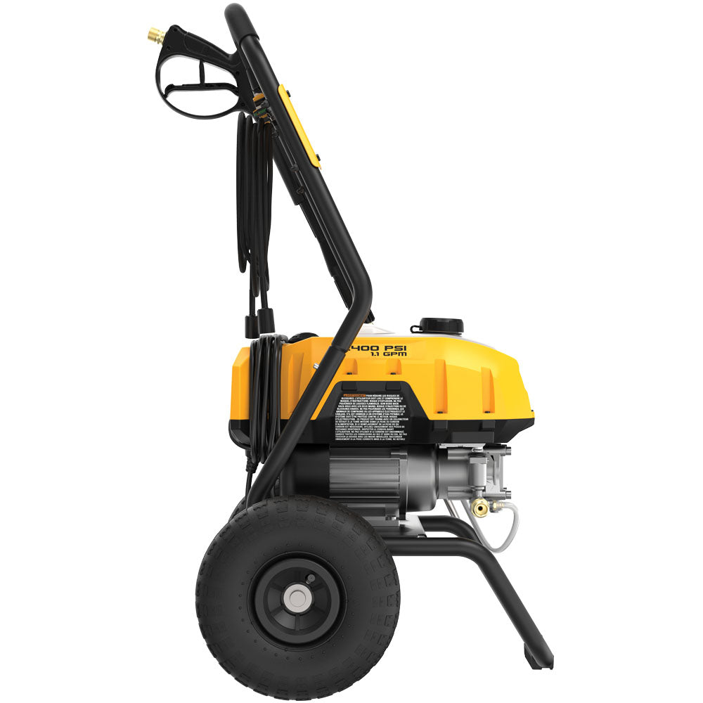 2400PSI Electric Cold-Water Pressure Washer