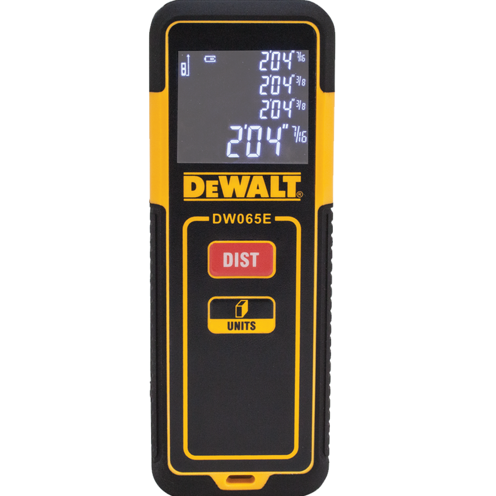 DeWalt 65-Feet Laser Distance Measurer