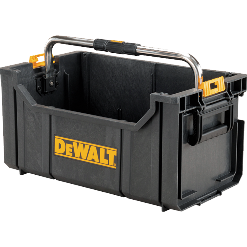 DeWalt ToughSystem Tote Tool Box With Handle
