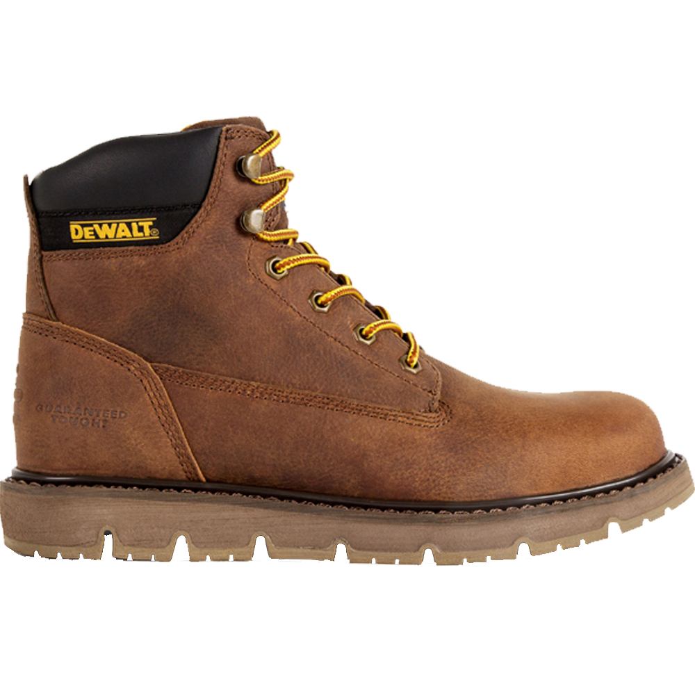 DeWalt 12M Mens Flex Work Boots Bison