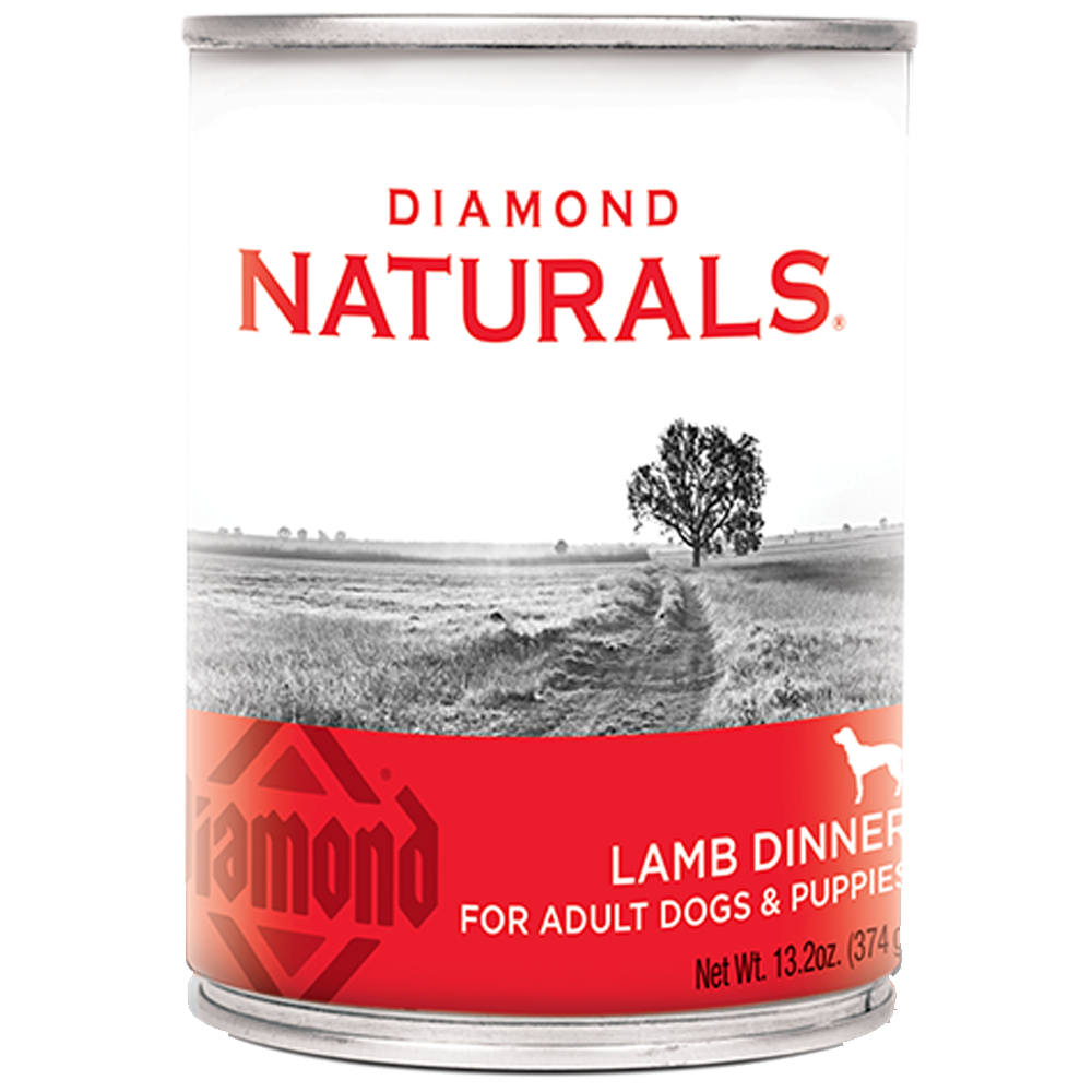 Diamond Naturals Lamb Dinner 13.2-oz