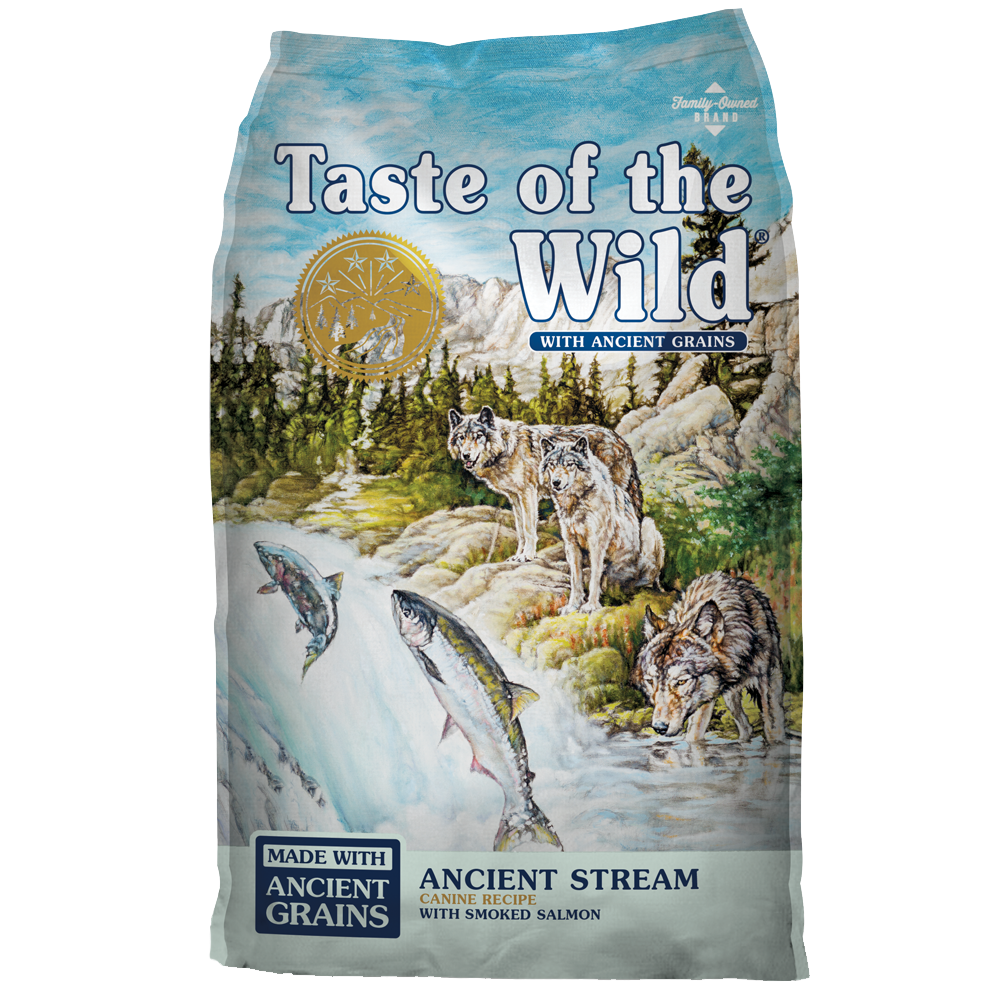 DIAMOND TASTE OF THE WILD ANCIENT STREAM 28-LBS