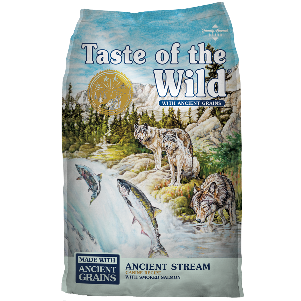 DIAMOND TASTE OF THE WILD ANCIENT STREAM 14-LBS