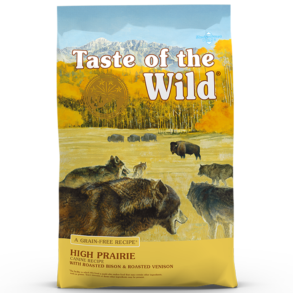 Diamond Taste of the Wild High Prairie Formula 14-lbs
