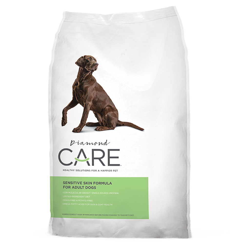 DIAMOND Care Sensitive Skin Formula for Adult Dogs 25-Lbs