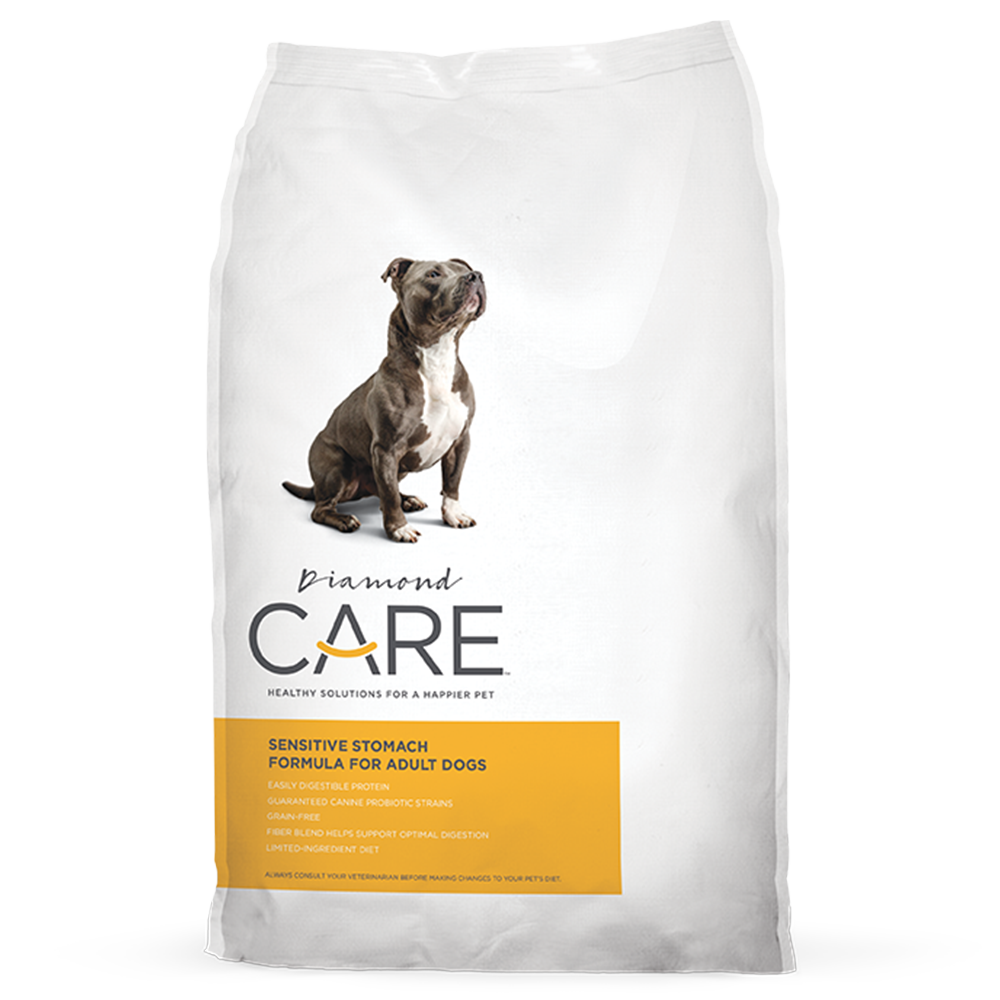 DIAMOND Care Sensitive Stomach Formula for Adult Dogs 25-lbs
