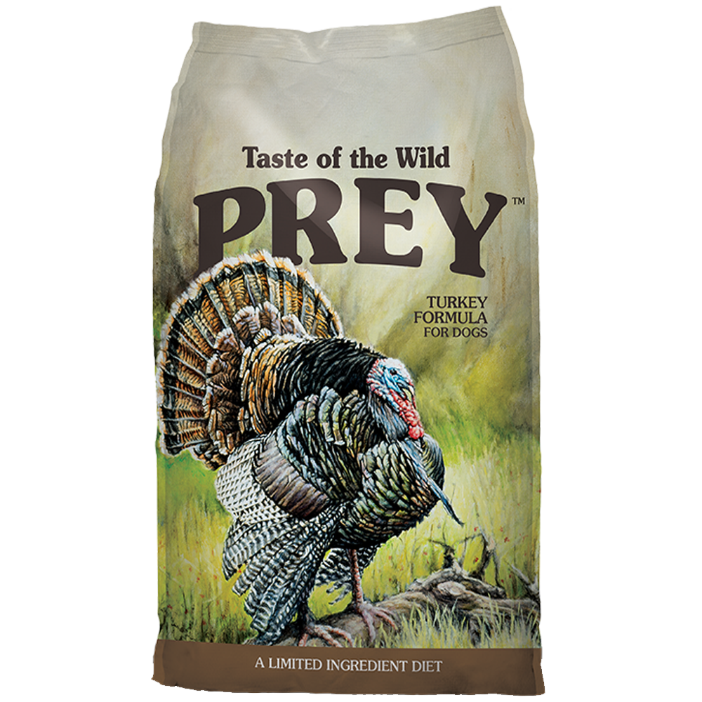 DIAMOND Prey Limited Ingredient Diet Turkey Formula Dog 25-lbs