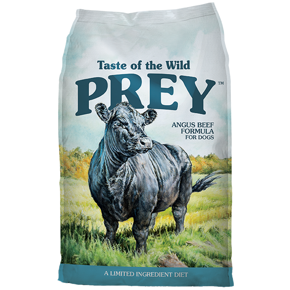 DIAMOND Prey Limited Ingredient Diet Angus Formula Dog 25-lbs