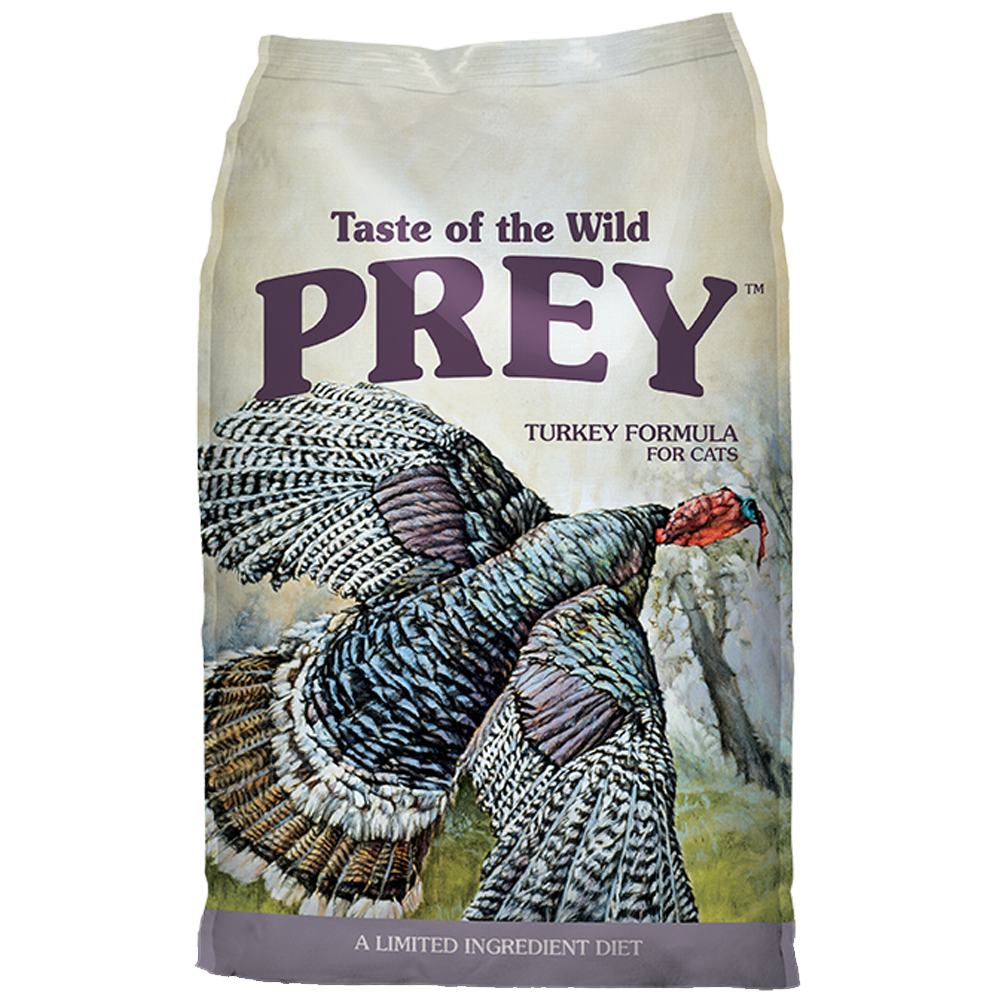 DIAMOND Prey Limited Ingredient Diet Turkey Formula Cat 15-lbs
