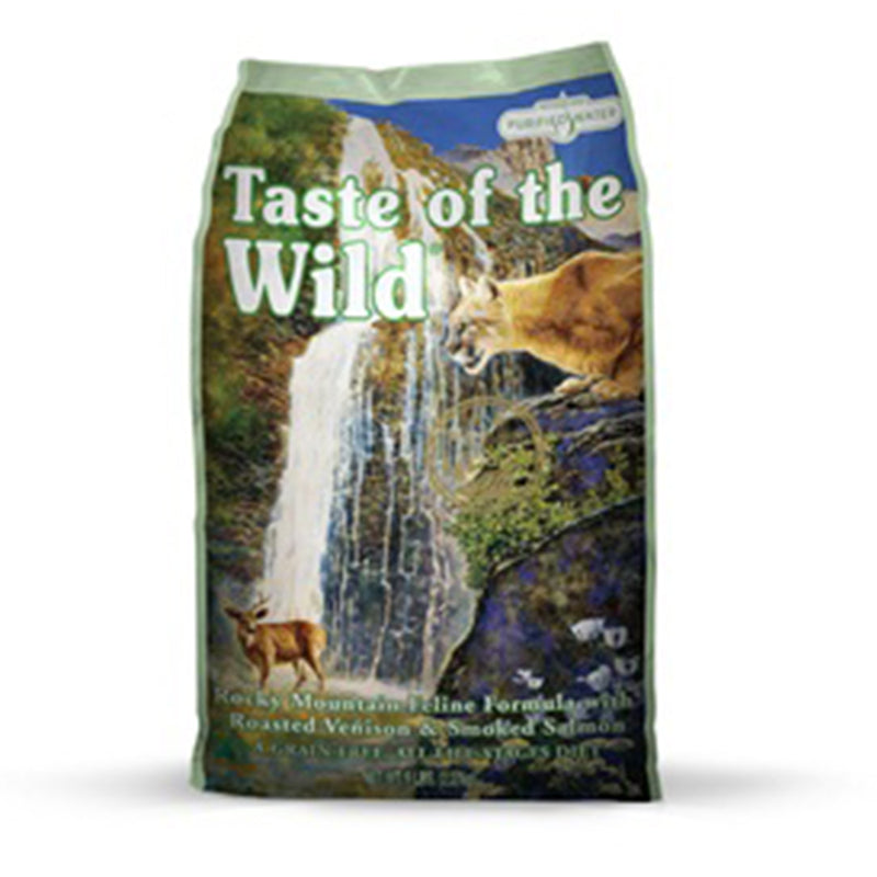 Diamond Taste of the Wild Rocky Mountain Formula Feline 5-lbs