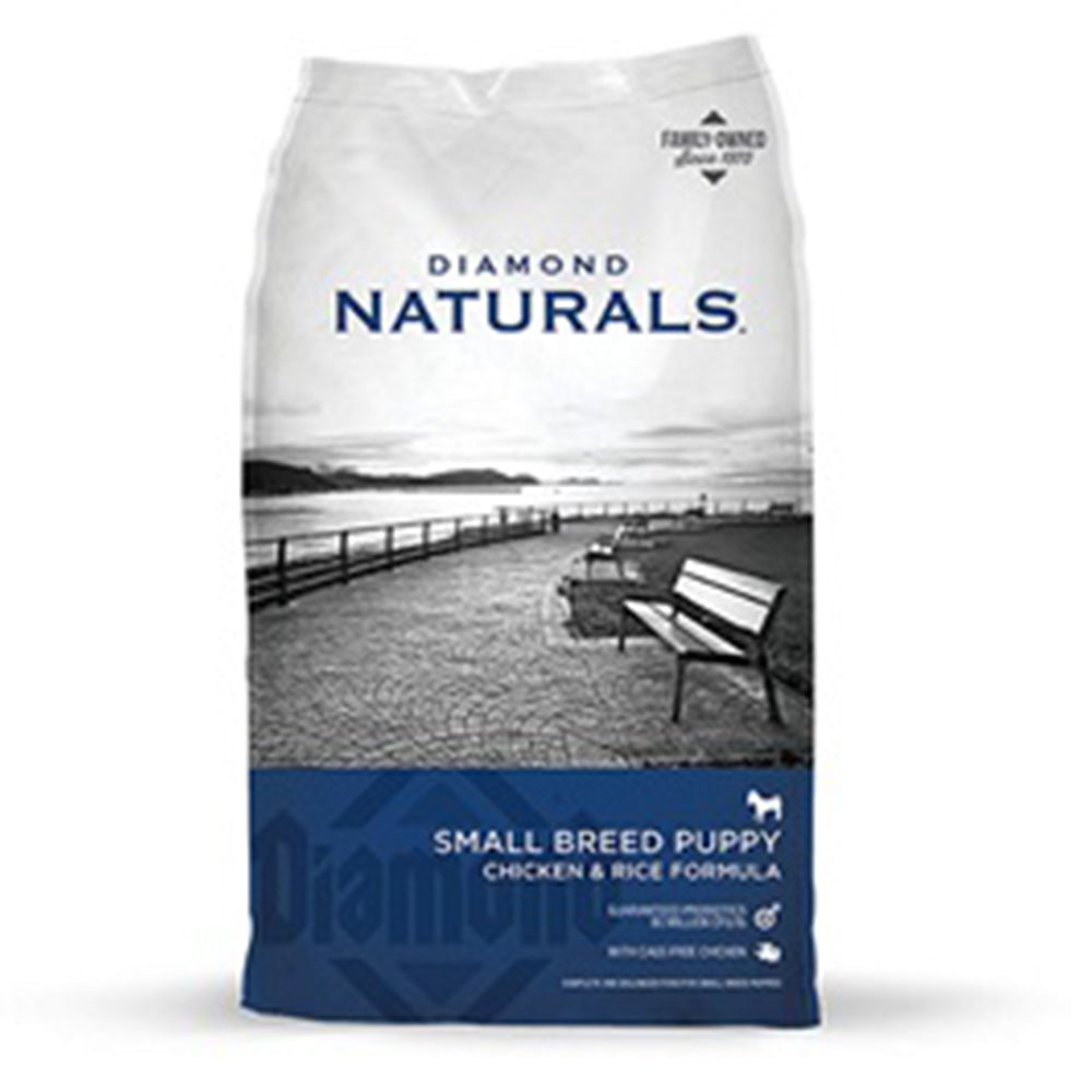 Diamond Natural Small Breed Puppy 18-lbs