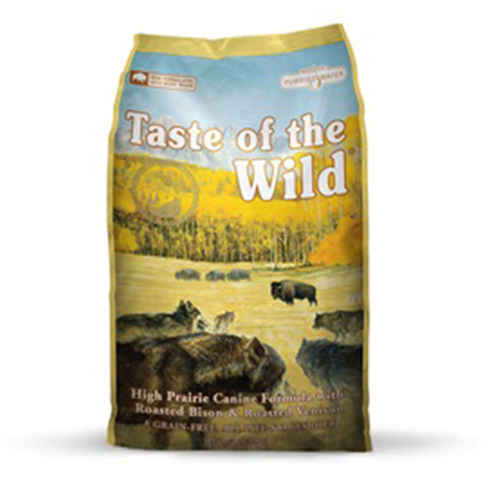 Diamond Taste of the Wild High Prairie Formula 5-lbs