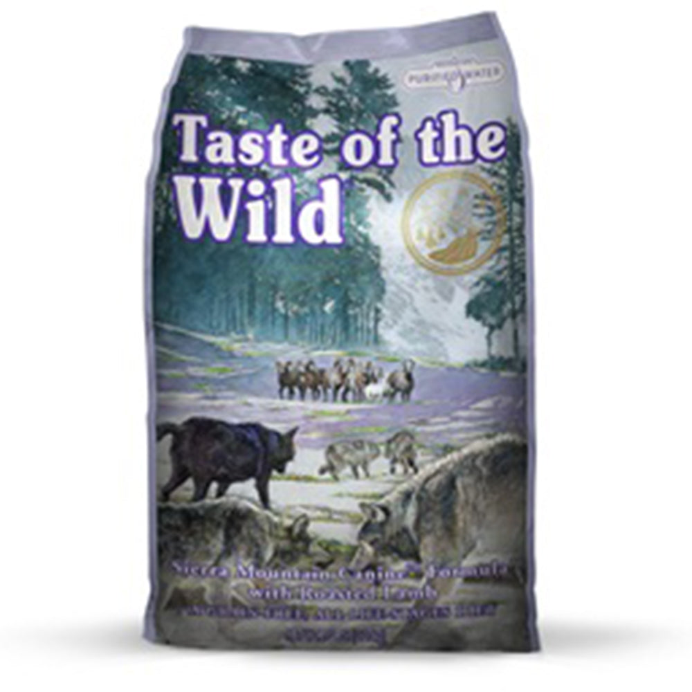 Diamond Taste of the Wild Sierra Mountain Formula 5-lbs