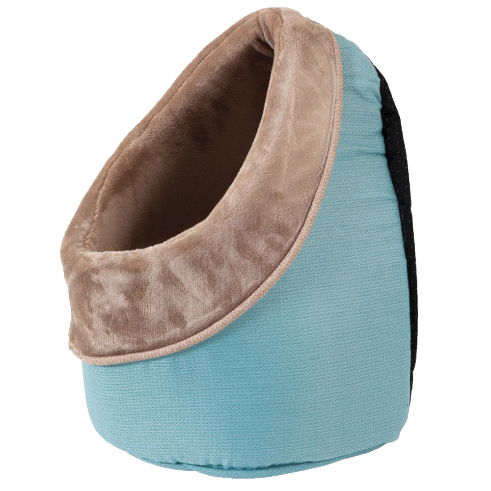 Dog Bed Hide And Seek Teal