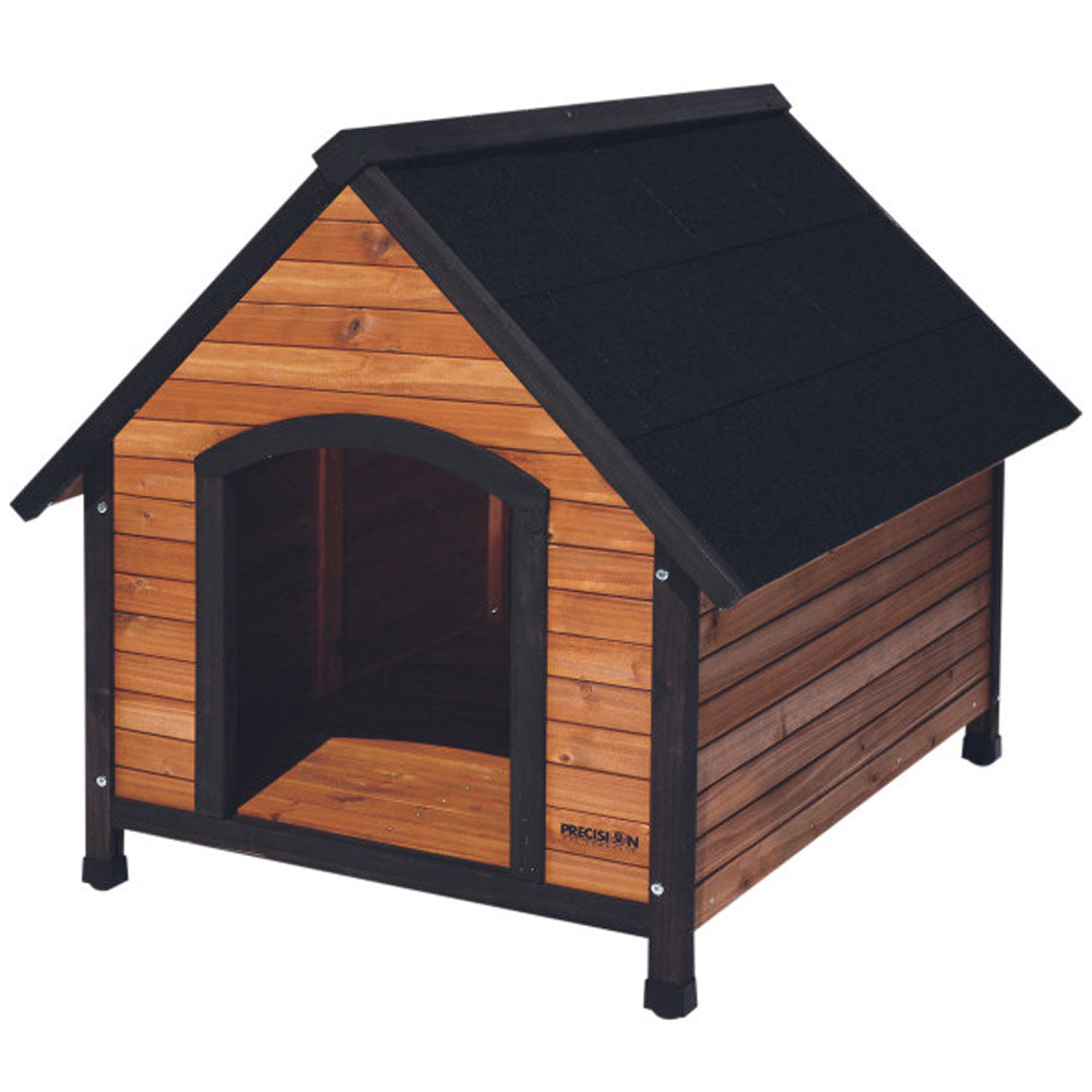 Precision Pet Large Outback Extreme Country Lodge Dog House