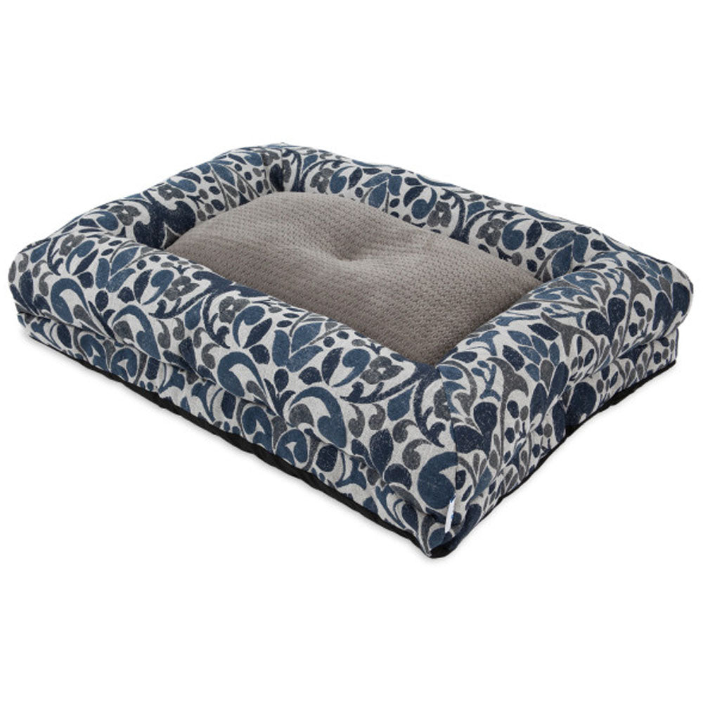 Lazyboy Rosie Lounger Pet Bed - Blue
