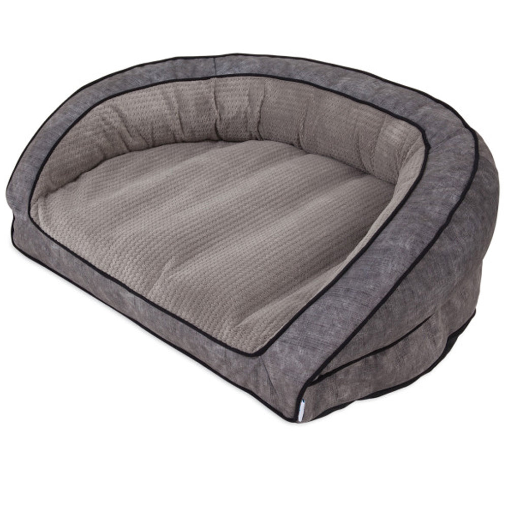 Lazyboy Harper Sofa Pet Bed - Smoke