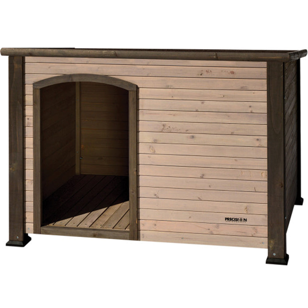 Precision Pet Large Extreme Log Cabin