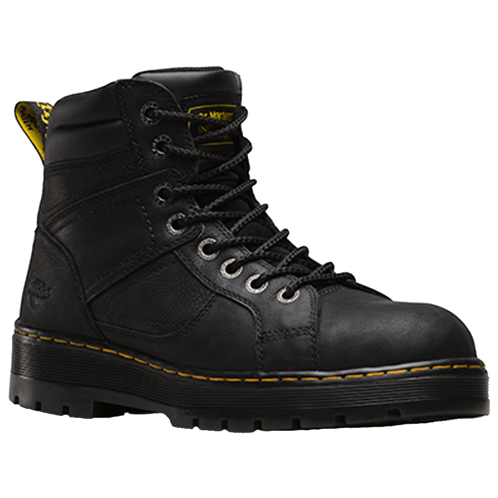 7 US Duct Steel Toe Black