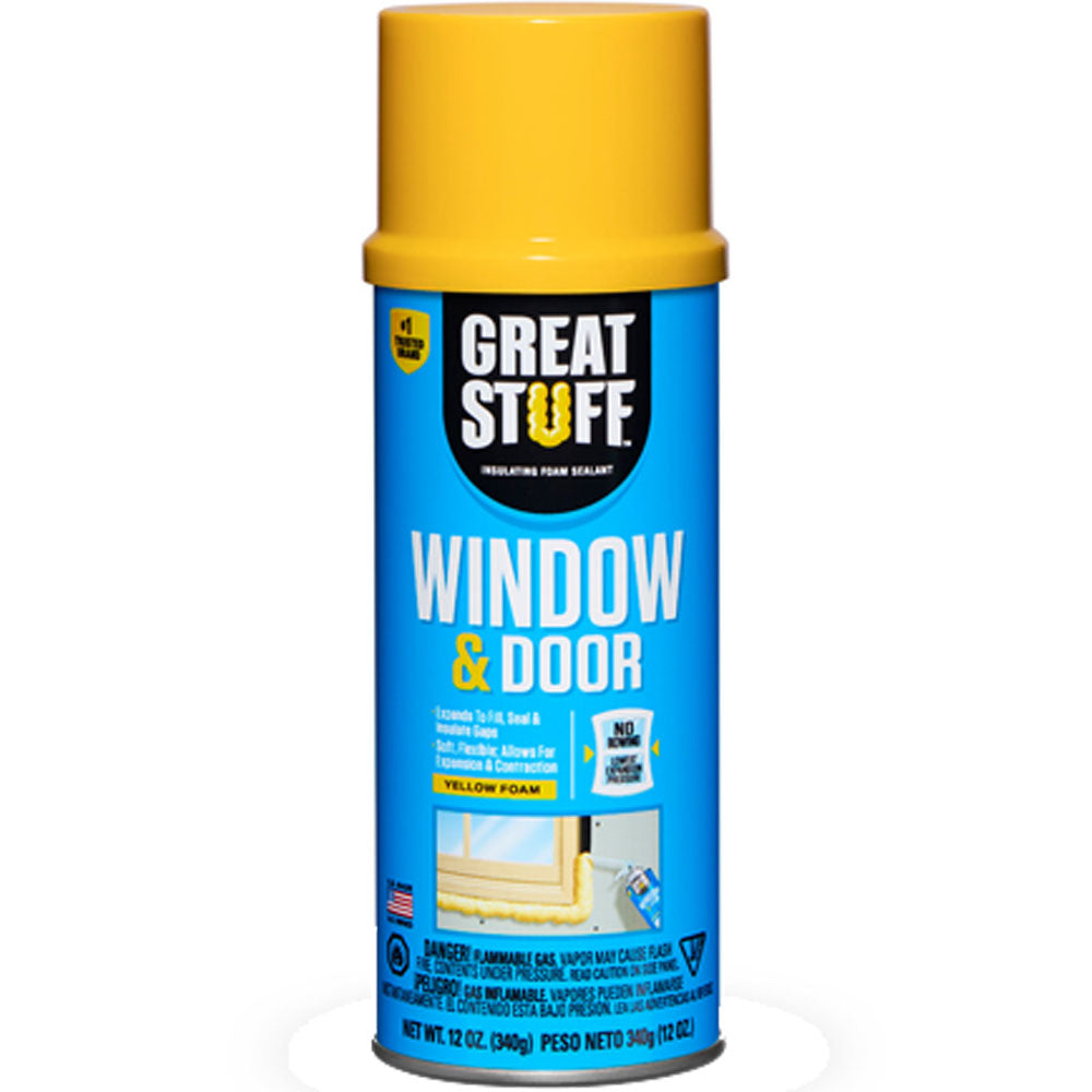 GREAT STUFF Window And Door 12-Ounces