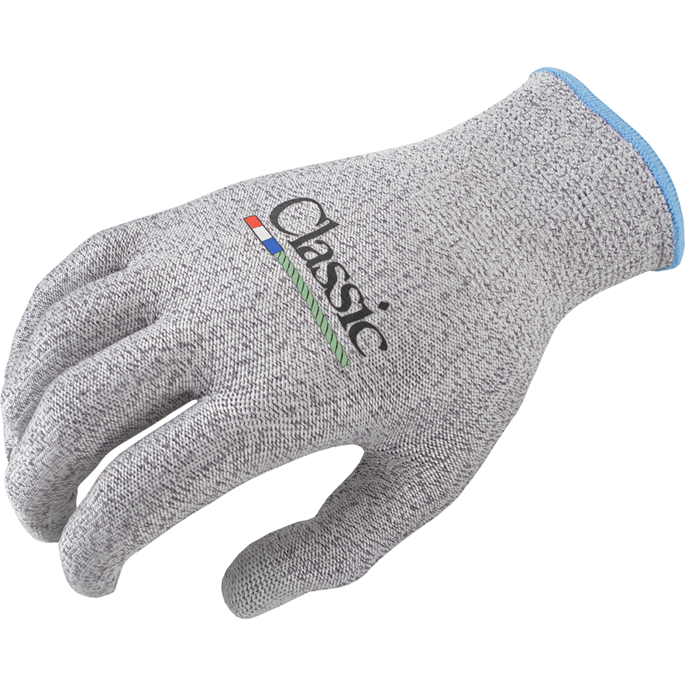 Classic Large High-Performance Roping Glove Gray 6-Pack