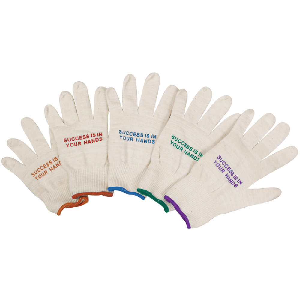 Rattler Small HP Roping Glove Gray 6-Pack